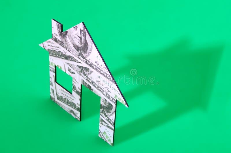 Huiskosten stock afbeelding
