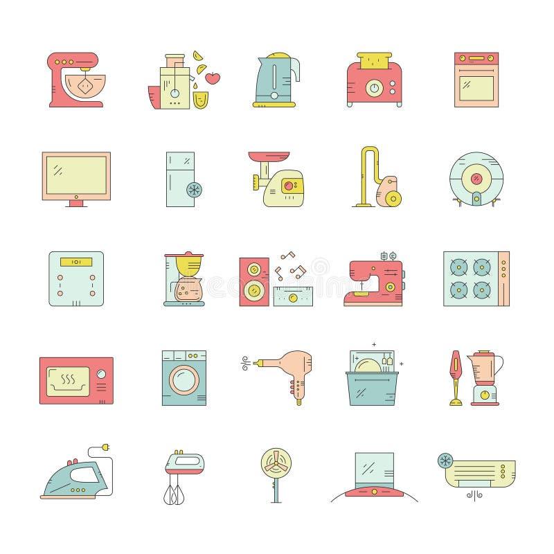 Huistechnologie vector illustratie