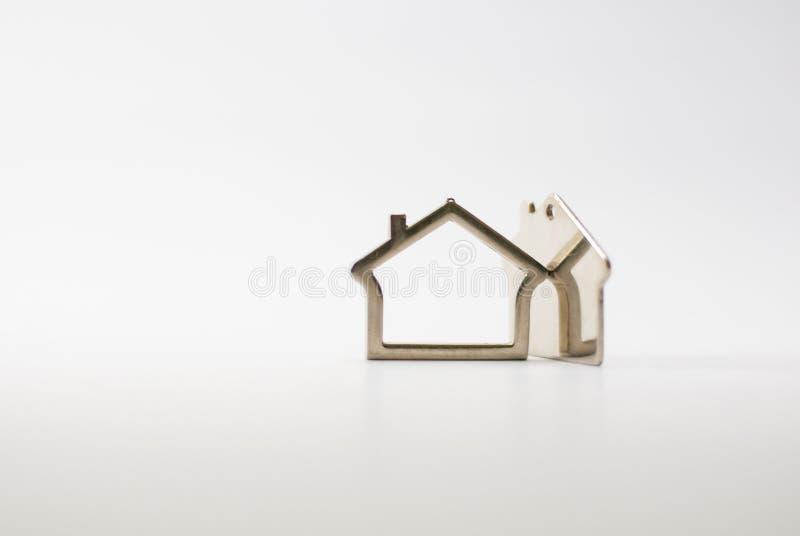 huizen royalty-vrije stock afbeeldingen