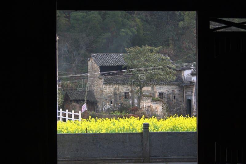 Huizhouarchitectuur royalty-vrije stock fotografie