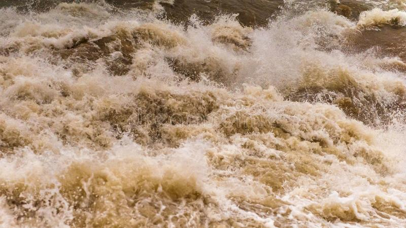 Hukou Waterfall royalty free stock images