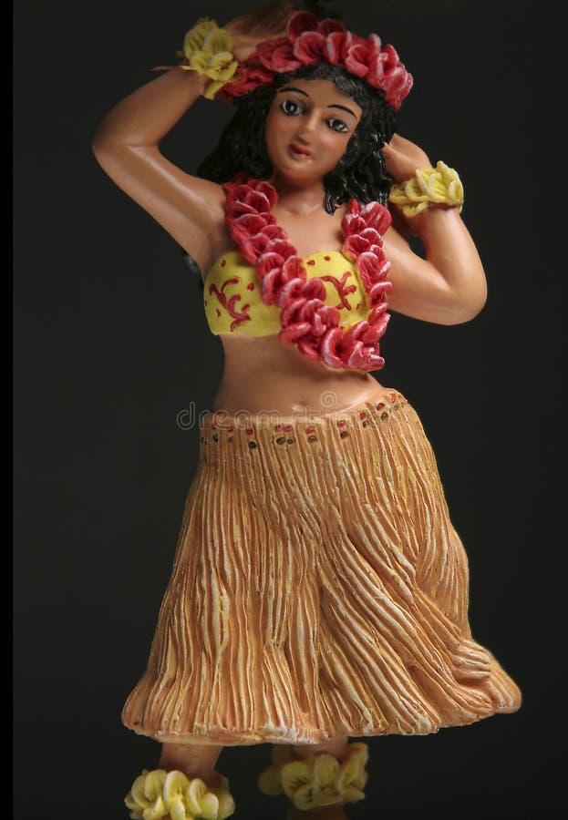 Hula Doll stock photos