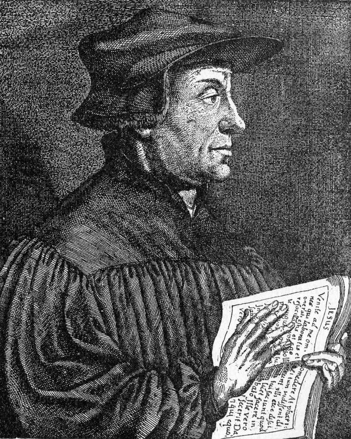 Huldrych, Ulrich lub Ulricht Zwingli/