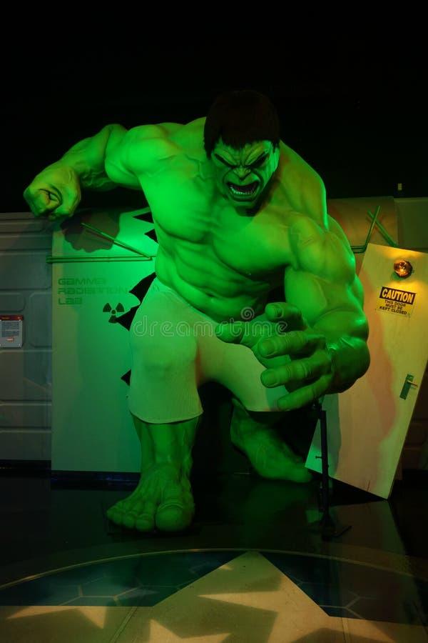 Hulk fotografia stock libera da diritti