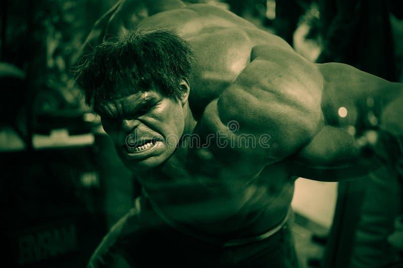 Hulk - meraviglia immagine stock