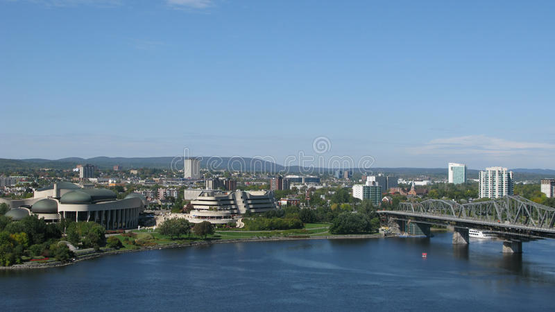 Download Hull stock photo. Image of ontario, downtown, quebec - 13273934