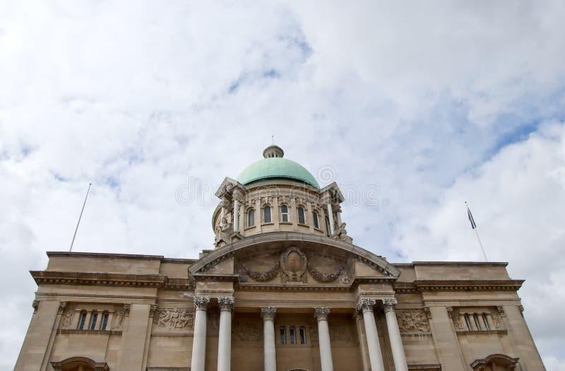 Hull City Hall stock photos