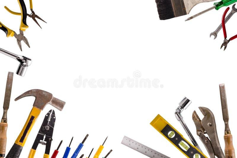 Hulpmiddelen DIY royalty-vrije stock foto