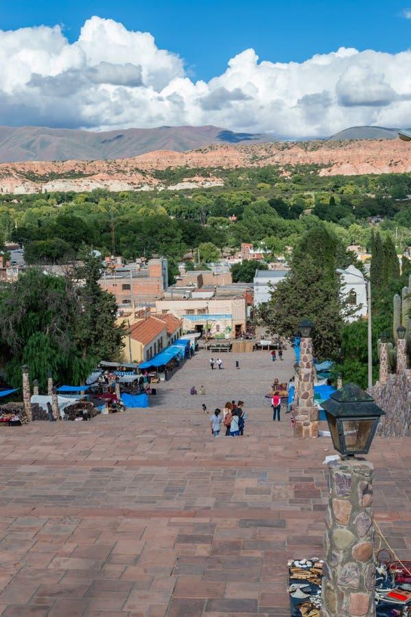 Humahuaca Jujuy Αργεντινή στοκ εικόνες