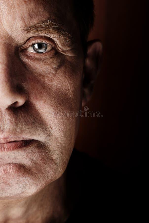 Download Human stock image. Image of face, experience, human, senior - 18813677