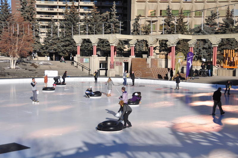 Download Human Bonspiel, Calgary Editorial Stock Image - Image: 29108914