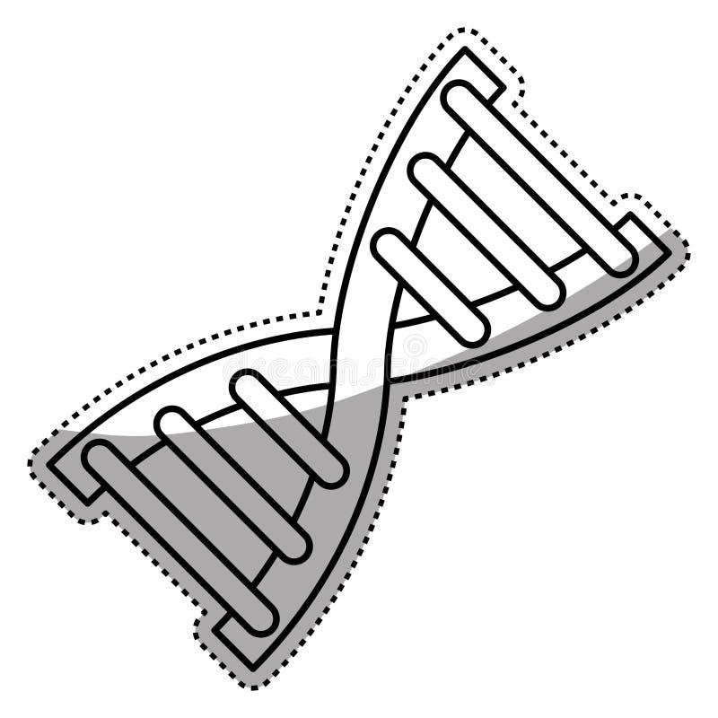 Human Dna Symbol Stock Illustration Illustration Of Evolution