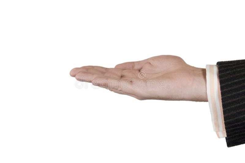 Human Hand royalty free stock photography