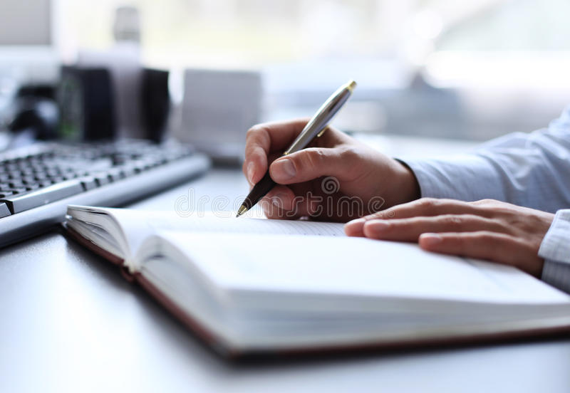 Download Human hands stock image. Image of letter, executive, manager - 32158897