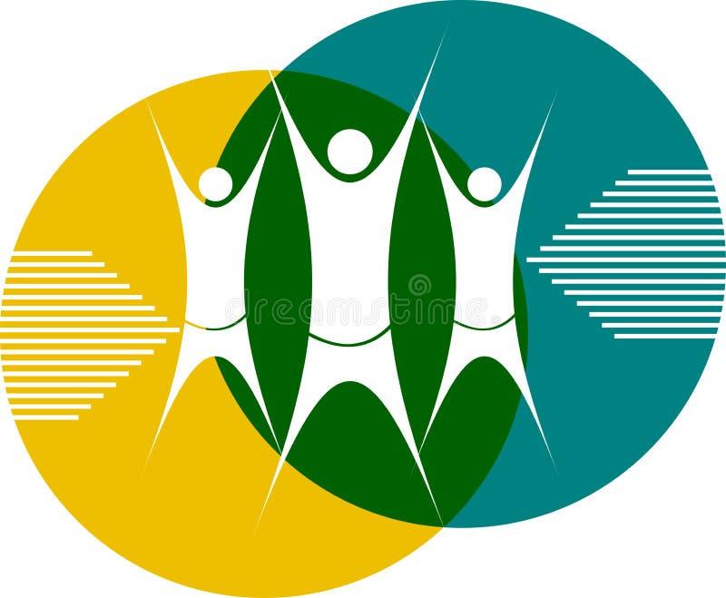 Download Human logo stock vector. Image of concept, badge, clip - 25910917