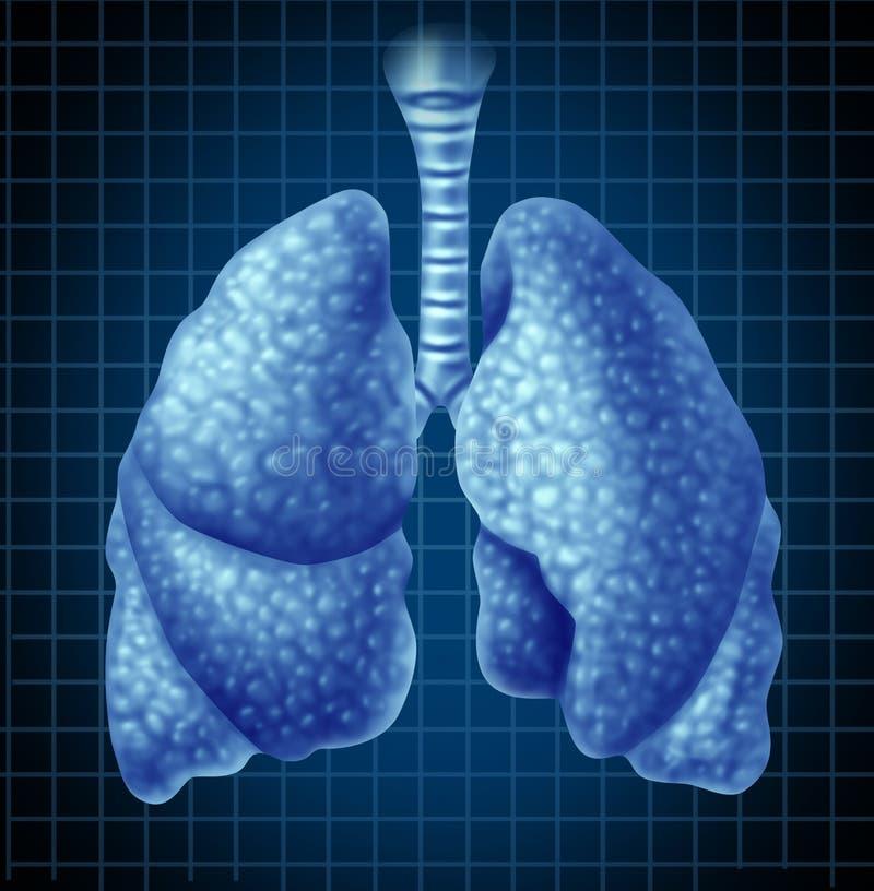 Download Human Lungs Organ As A Medical Symbol Stock Illustration - Image: 21505929