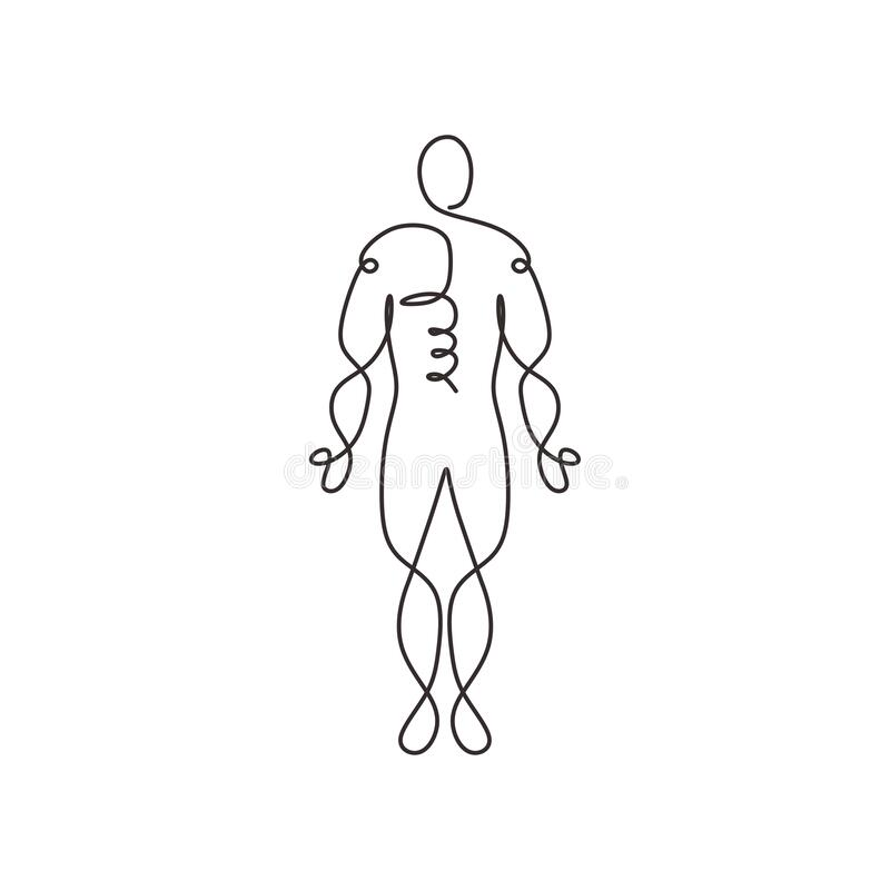 Line Drawing Human Body Stock Illustrations 9 703 Line Drawing Human Body Stock Illustrations Vectors Clipart Dreamstime