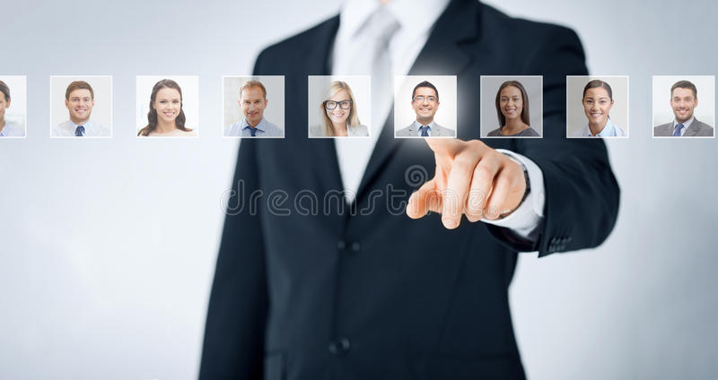 Download Human Resources, Career And Recruitment Concept Stock Image - Image of international, corporate: 68744309