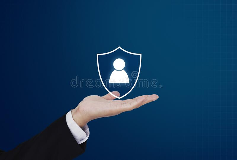 Human resources, Customer care and services, HR management and protection. Human resource, Customer care and services, HR management and protection royalty free stock photo