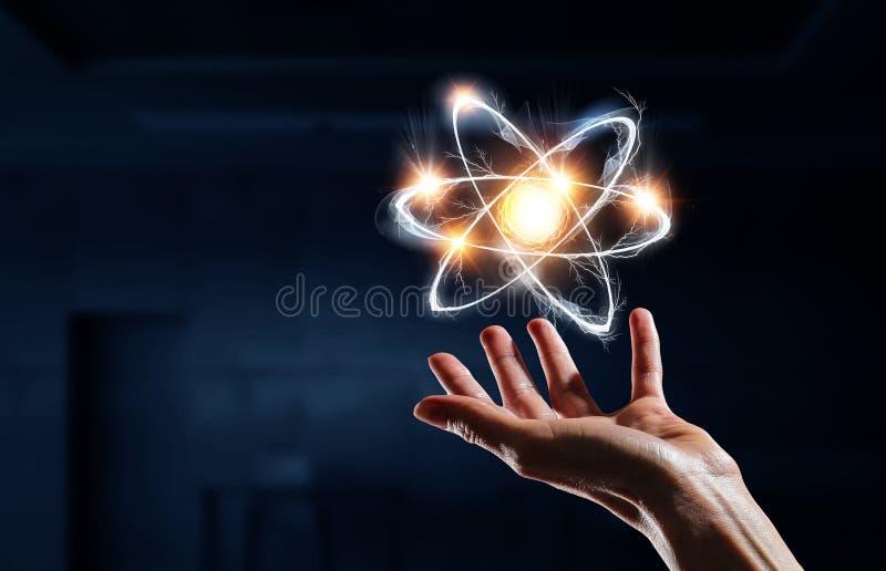 Humanidade e ciência imagens de stock