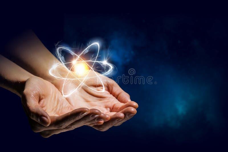 Humanidade e ciência foto de stock