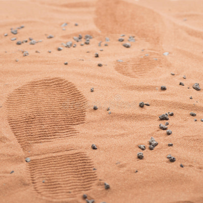Download Humans on mars stock photo. Image of nature, desert, foot - 50625554