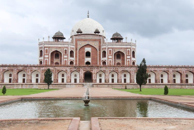Humayun's tomb, Delhi, India stock image