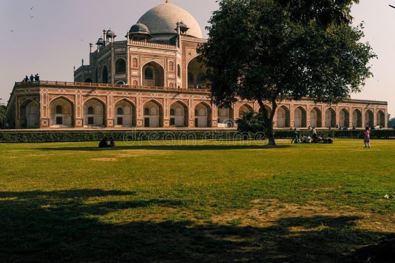 Humayun's tomb, Delhi , India stock image