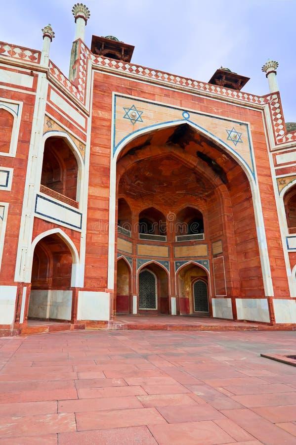Humayun`s Tomb. India, Delhi royalty free stock photography