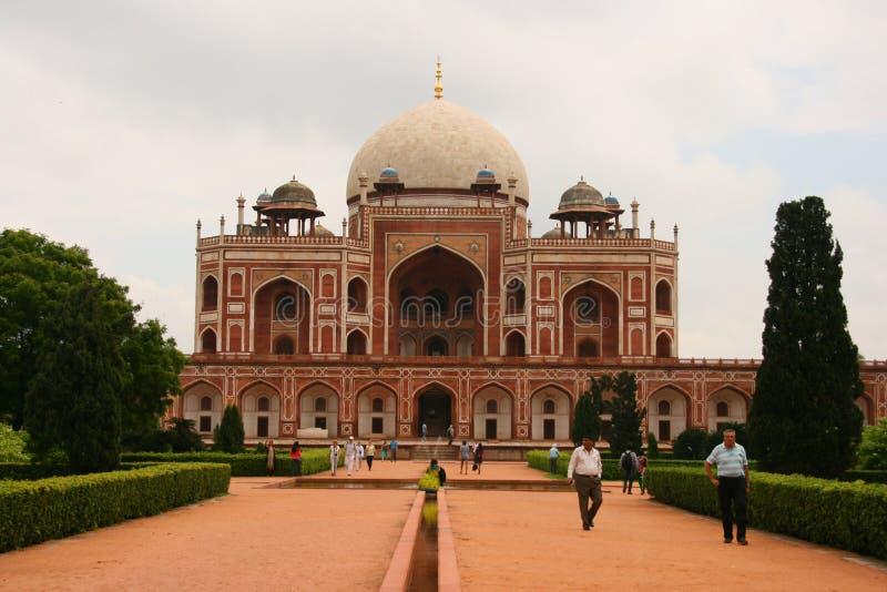 Humayun Thumb, Delhi, Indien stockfotografie