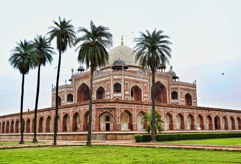 Humayun Tomb fotografie stock