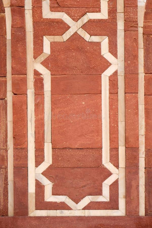 Humayuns Grab, Delhi stockbild