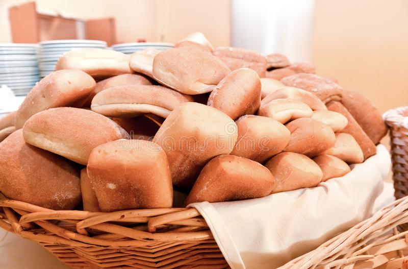 Humber с хлебцами клейковины освобождает хлеб стоковые фотографии rf