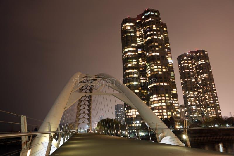 Humber Brücke lizenzfreies stockbild