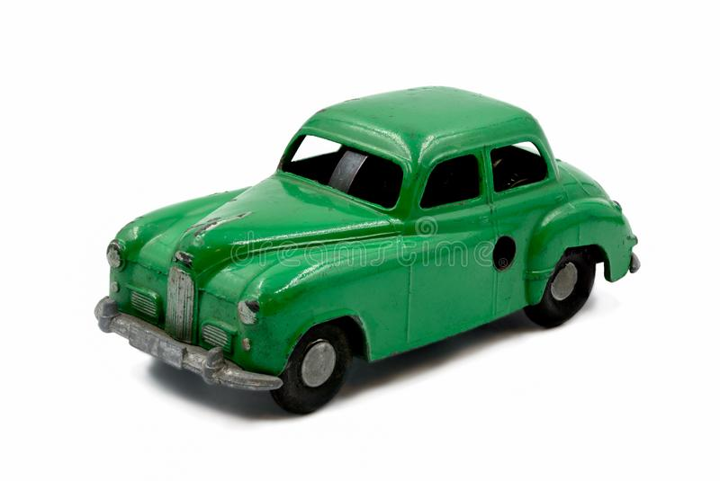 The humber hawk - Rare toy royalty free stock image