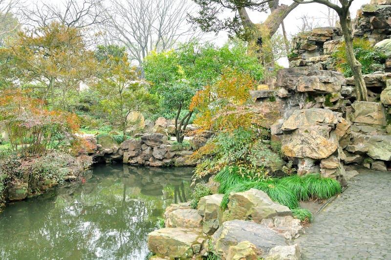 Humble Administrator's Garden royalty free stock photos