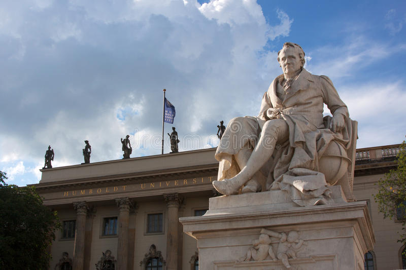 Download Humboldt-University In Berlin Stock Photo - Image: 26629336