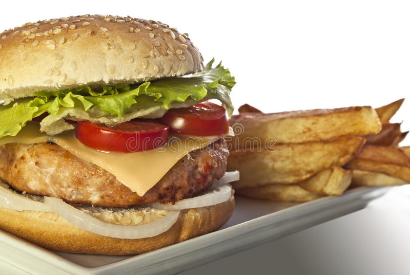Humburger foto de stock royalty free