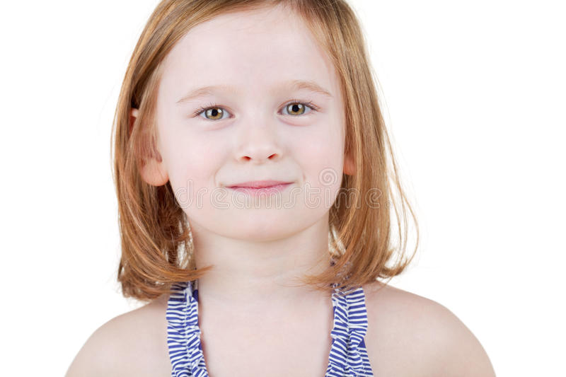 Download Humeral Portrait Of Little Girl Stock Image - Image: 28969007