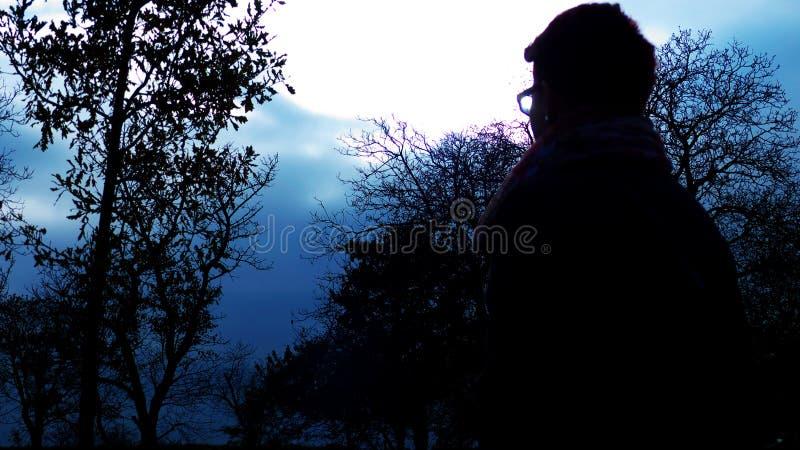 Humeur d'automne photos libres de droits