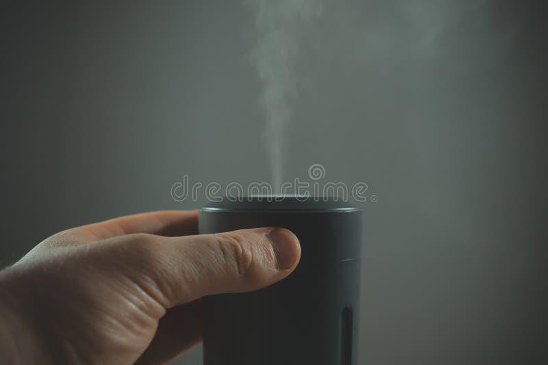 Humidificador do ar fotografia de stock