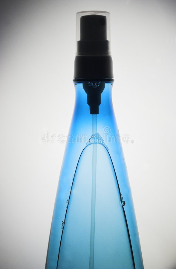 Free Humidifying Lotion Royalty Free Stock Photos - 662918