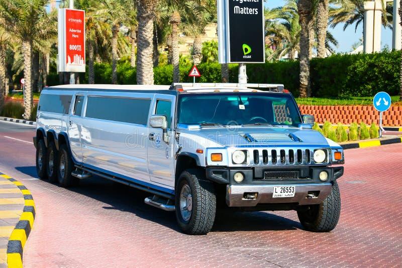 Hummer H2 fotografia de stock royalty free