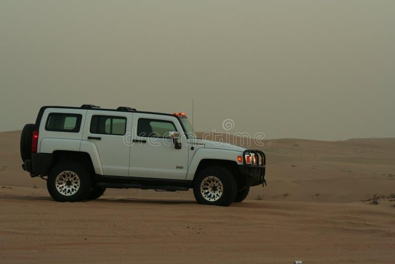 Hummer H3 In Desert Editorial Image