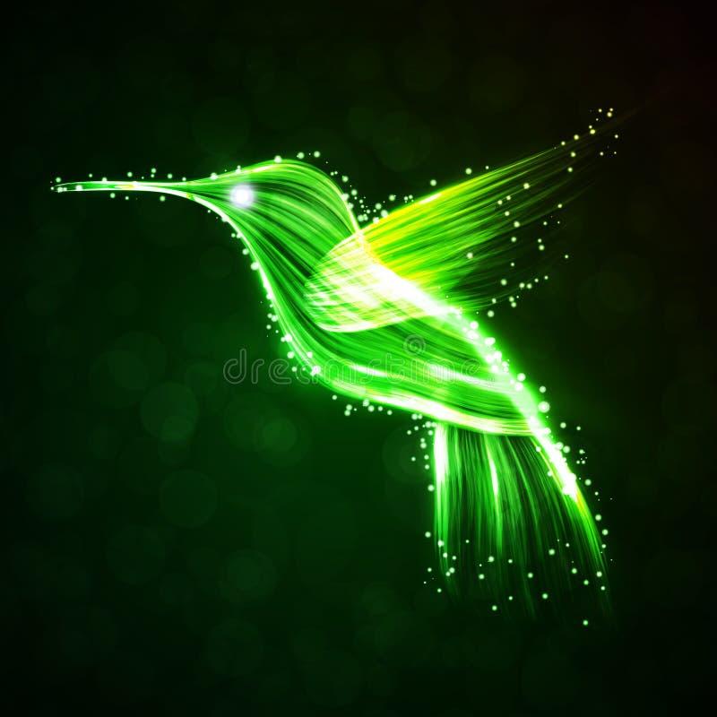 Hummingbird иллюстрация вектора