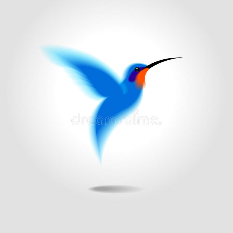 hummingbird royalty illustrazione gratis