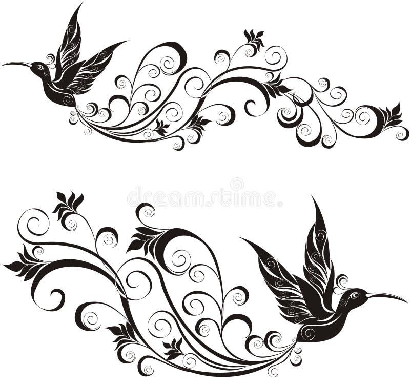 hummingbird ilustraci wektor ilustracja wektor