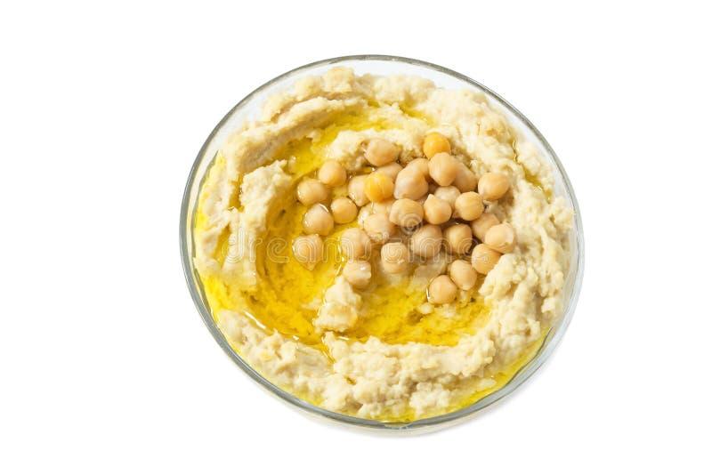Hummus стоковое изображение rf