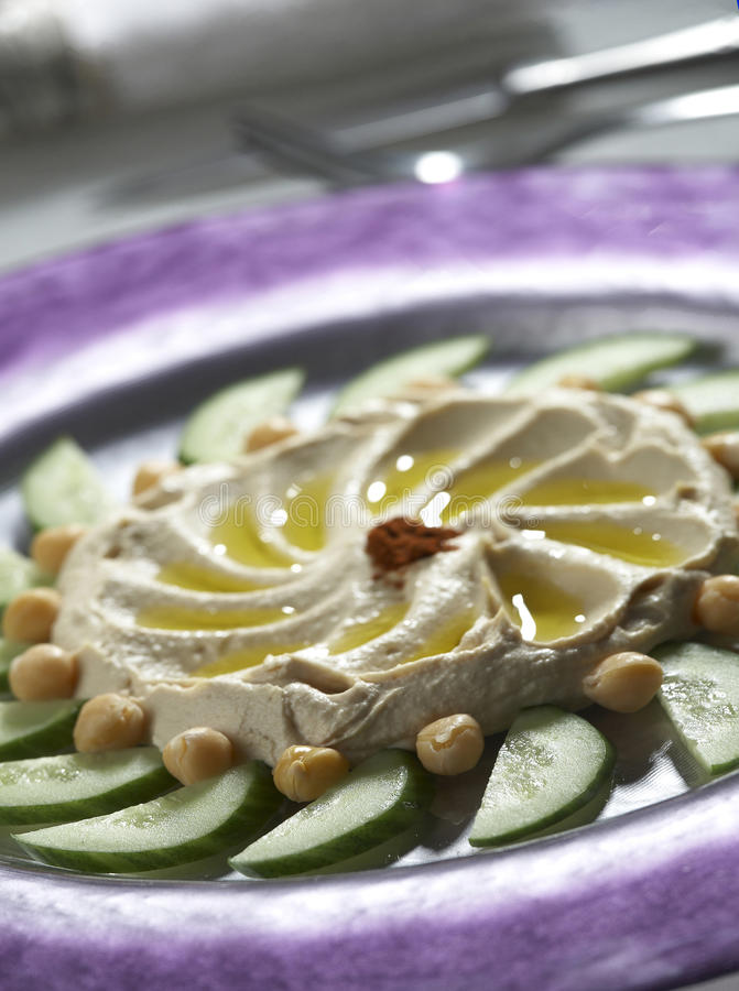 Free Hummus Stock Image - 17263991