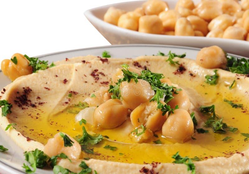 Hummus. fotografía de archivo